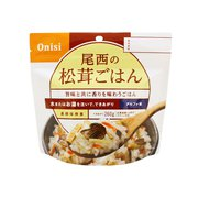 アルファ米 尾西の松茸ごはん 100g 1食分 [長期保存食]