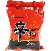 辛ラーメン [袋麺  120g×3食パック]