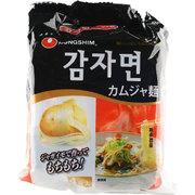 カムジャ麺 [袋麺 100g×4食パック]