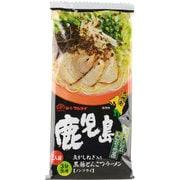 鹿児島黒豚とんこつラーメン [棒状めん 185g]