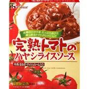完熟トマトのハヤシライスソース 210g [レトルトカレー]