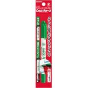 P-WYT20-G [チェックペン α 緑]