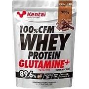 K0221 [100%CFMホエイプロテイン グルタミン チョコレート風味 700g]