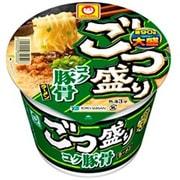 ごつ盛り コク豚骨ラーメン 115g [即席カップ麺]