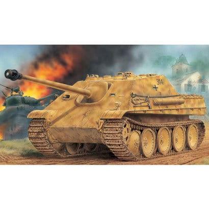 DR6458 WWII ドイツ軍 ヤークトパンターG1 初期型 [1/35 ミリタリーシリーズ]