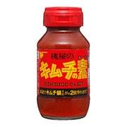 桃屋のキムチの素 190g [万能辛味調味料]