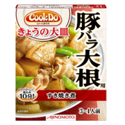 きょうの大皿 豚バラ大根用 合わせ調味料 3~4人前 100g [中華合わせ調味料]