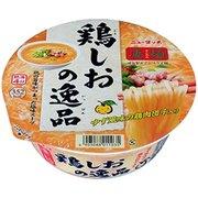 凄麺 鶏しおの逸品 110g [即席カップ麺]
