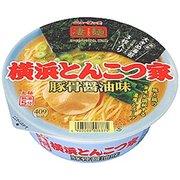 凄麺横浜とんこつ家 117g [即席カップ麺]