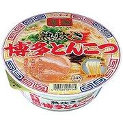 凄麺熟炊き博多とんこつ 105g [即席カップ麺]