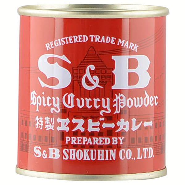 赤缶カレー粉 37g [カレー粉]