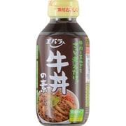 どんぶり喰亭 牛丼の素 245mL [肉用調味料]