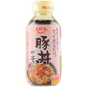 どんぶり喰亭 豚丼の素 245mL [肉用調味料]