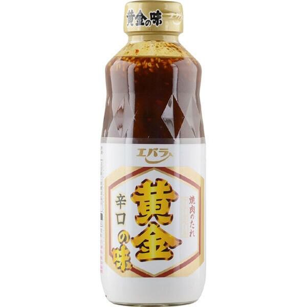 黄金の味 辛口 400g [肉用調味料]
