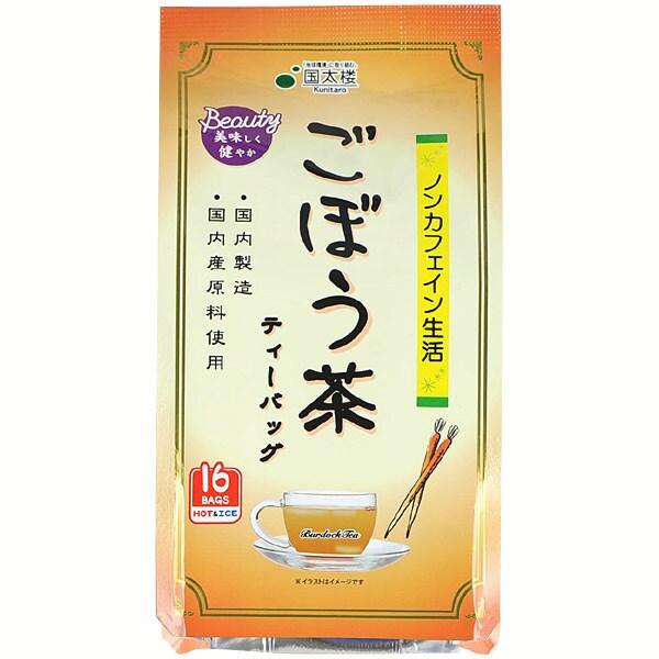 国太楼 ごぼう茶 TB 16P [16袋]