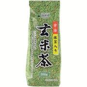 国太楼 宇治抹茶入り玄米茶 200g