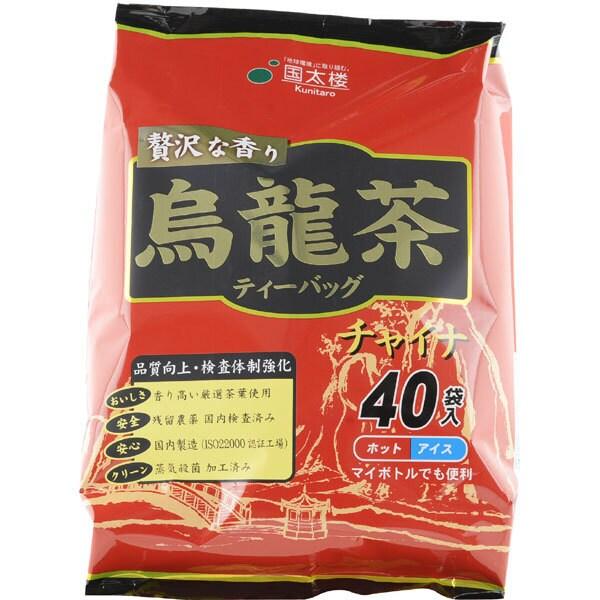 国太楼 贅沢な香り烏龍茶 TB 40P