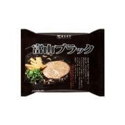 寿がきや 富山ブラックラーメン 120g [即席袋麺]