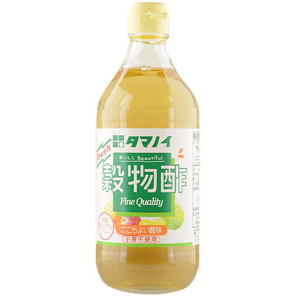 タマノイ 穀物酢 瓶
