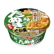 マルちゃん 緑のたぬき でか盛 [即席カップ麺]