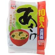 生タイプみそ汁あさげ 徳用10食入 18.1g×10食