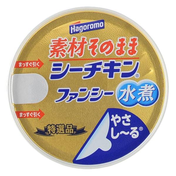 素材そのままシーチキンファンシー 75g [缶詰]