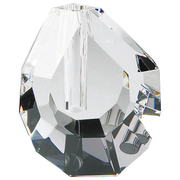 GW1000-12004 [グラスワークス ティアドロップ 一輪挿し(M) 11cm]
