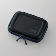 HDC-SH001BK [ポータブルHDDケース セミハード Sサイズ ブラック]