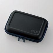 HDC-SH002BK [ポータブルHDDケース セミハード Lサイズ ブラック]