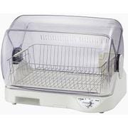 DHG-T400 W [食器乾燥機 サラピッカ 温風式 6人用 ホワイト]