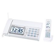 KX-PD600DL-W [デジタルコードレス普通紙ファクス 子機1台タイプ ホワイト]