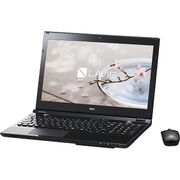 PC-NS550DAB [LAVIE(ラヴィ) Note Standard NS550/DAB 15.6型ワイド/Core i5/HDD 1TB/4GB/ブルーレイドライブ/Office H&B Premium プラス Office 365 サービス/クリスタルブラック]