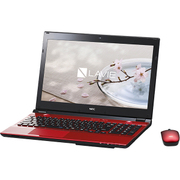 PC-NS550DAR [LAVIE(ラヴィ) Note Standard NS550/DAR 15.6型ワイド/Core i5/HDD 1TB/4GB/ブルーレイドライブ/Office H&B Premium プラス Office 365 サービス/クリスタルレッド]