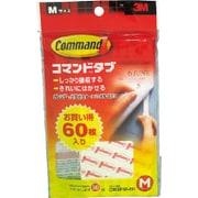CM3PM-60 [コマンド タブ Mサイズ お買い得パック 60枚入]