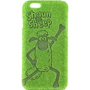 OM/SBC-IP633 [iPhone6/6s ひつじのショーンコラボケース Shibaful Shaun Fever (ショーン/全身)]