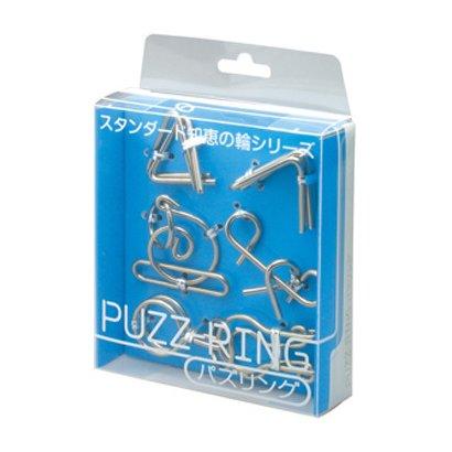 パズリング ブルー [知恵の輪]