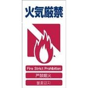 1146-1113-05 [GCE‐5 4ヶ国語入り安全標識 火気厳禁]