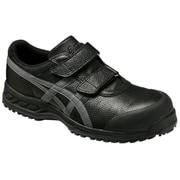 FFR70S.907524.5 [ウィンジョブ 70S JIS安全靴 24.5cm ブラック×ガンメタリック]