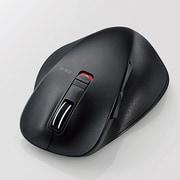 M-XGL10BBSBK [BlueLED 握りの極み L 静音 Bluetoothマウス 5ボタン ブラック]