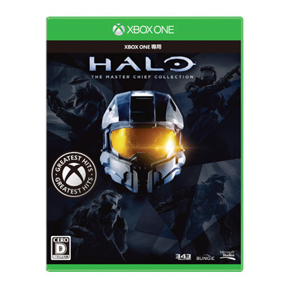 Halo: The Master Chief Collection Greatest Hits [XboxOneソフト]