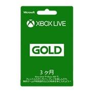 Xbox Live 3ヶ月ゴールド メンバーシップ The Divisionバージョン プリペイド式 カード