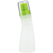 シリコンWブラシ オイルボトル グリーン