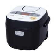 KRC-MA30-B [マイコン式炊飯器 3合炊き 米屋の旨み 銘柄炊き ブラック]