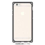 I6SK02-JB [iPhone 6s アドバンスト 耐衝撃ケース ゼリーブラック]