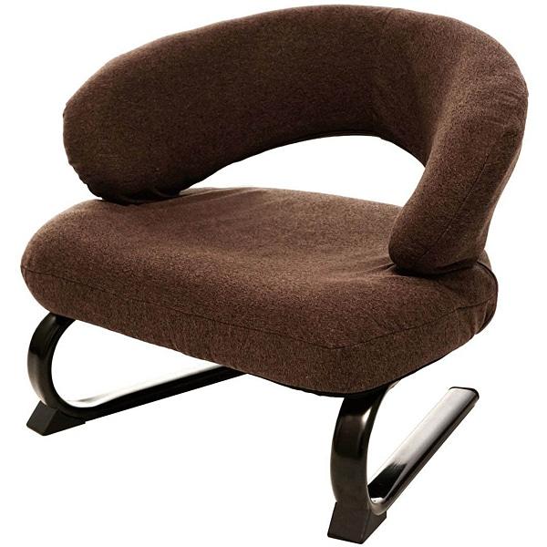 腰らく座敷椅子