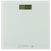 HBK-T100-W [デジタル体重計 ホワイト CR2032一個使用]