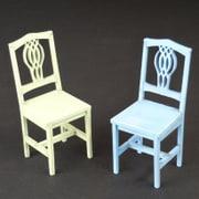 WF-023 [1/12 レトロな椅子セットA 2脚入り]