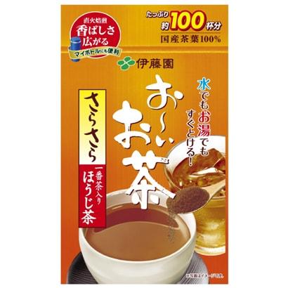 おーいお茶 さらさらほうじ茶 [80g]