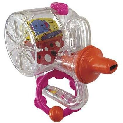そろそろラッパのお年頃5つの刺激で頭が良くなるラッパ [幼児玩具 対象年齢8ヶ月]