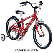 YG-0220 [子ども用自転車 コライダー KIDS16 16型 変速なし レッド]